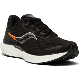 saucony Triumph 19 Shoes Men, negro